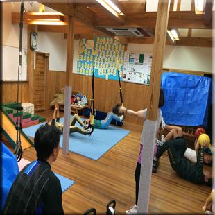 グループトレーニングのイメージ
